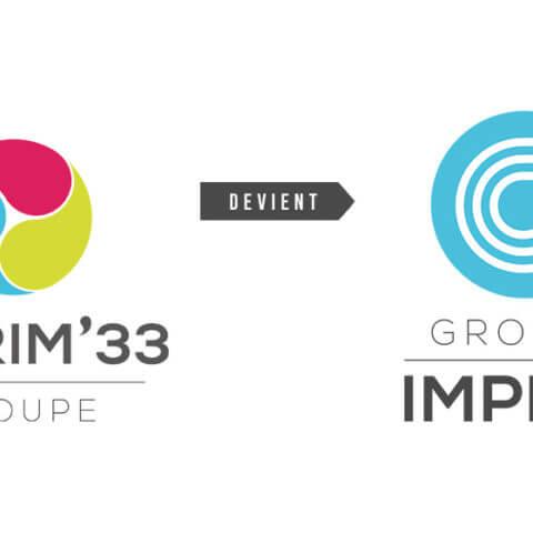 IMPRIM'33 devient Groupe IMPRIM