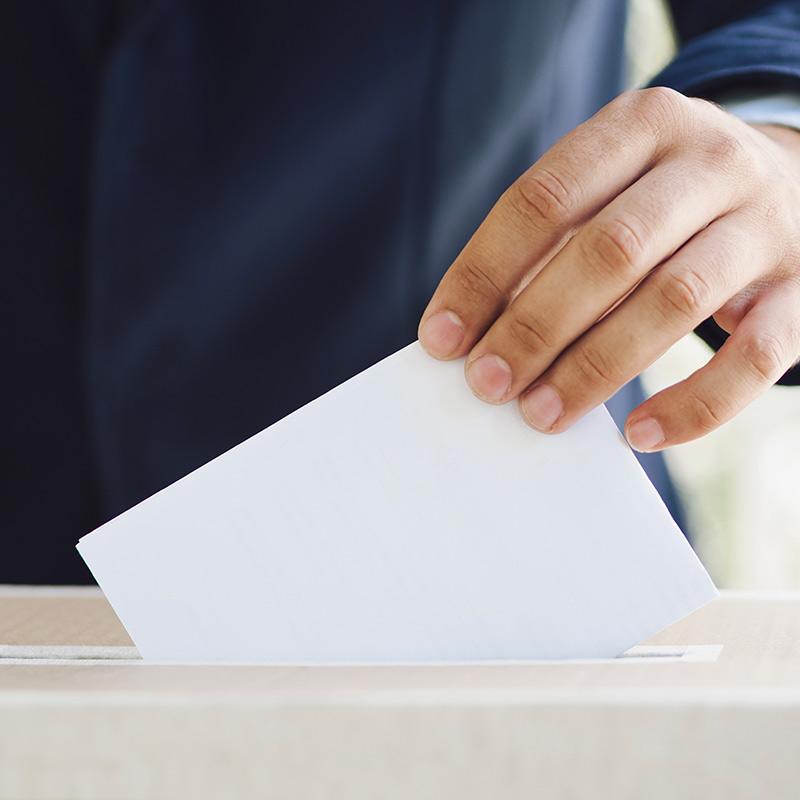 impression electorale